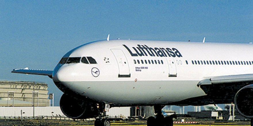 Grevler Alman Devi Lufthansa'yı Sarstı