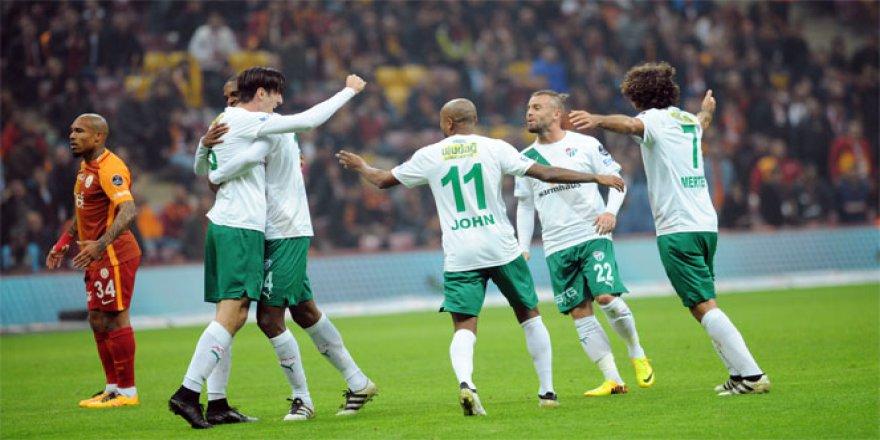Galatasaray 3-1 Bursaspor