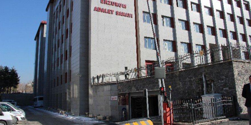 Erzurum'da İlk FETÖ/PDY Davası Görüldü!