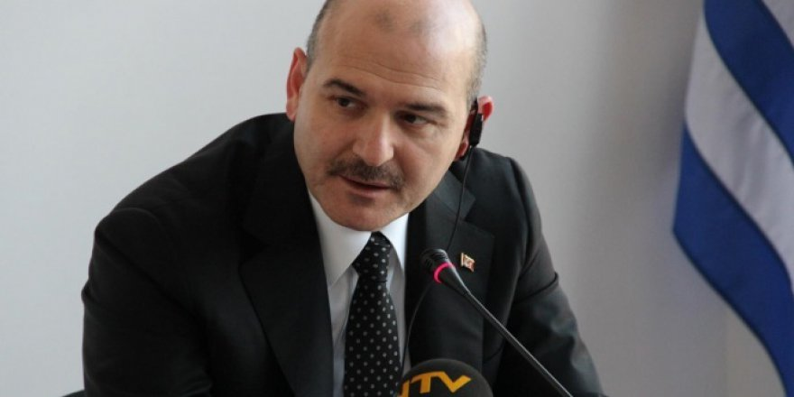 İçişleri Bakanı Soylu'dan AB'ye ''Return'' Çağrısı