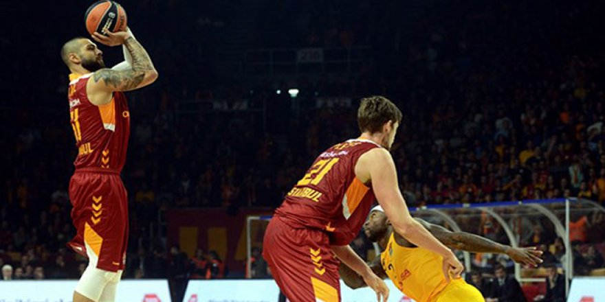 Galatasaray Odeabank 78-64 Barcelona Lassa