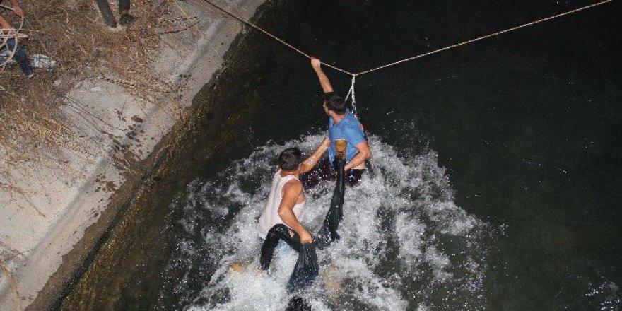 Fethiye'de Sulama Kanalında Can Pazarı: 2 Ölü, 1 Yaralı