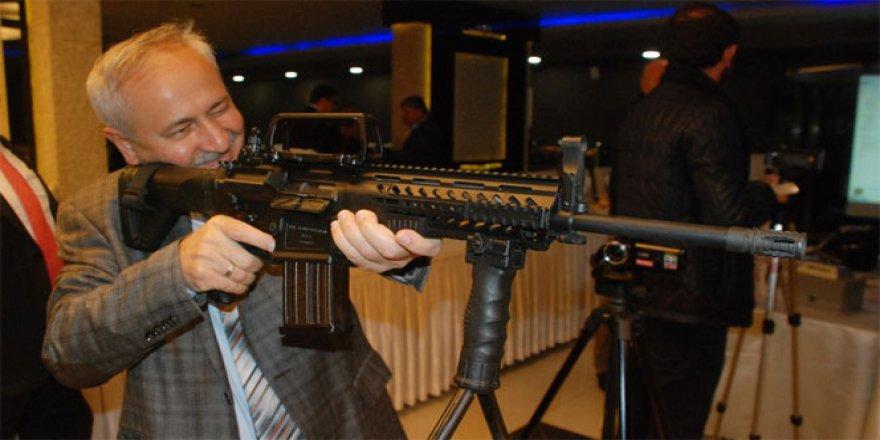 Türkiye'nin İlk Milli Piyade Tüfeği  MPT-76 Görücüye Çıktı