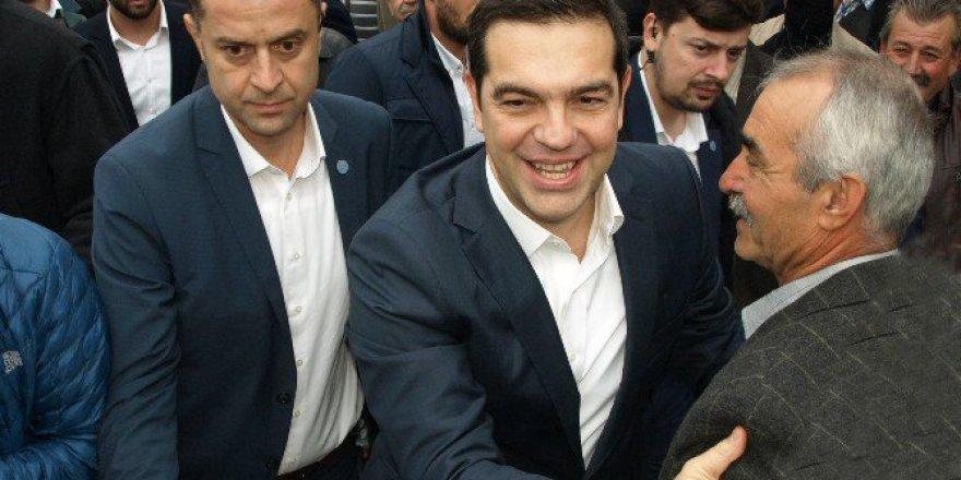 "Başbakan Çipras: ""Anneannem Trakyalı"""