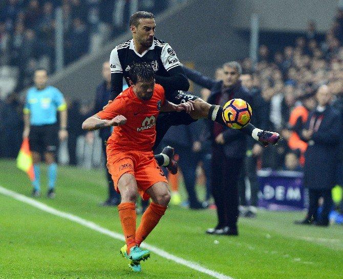 Beşiktaş Başakşehir maçı özeti ve golleri