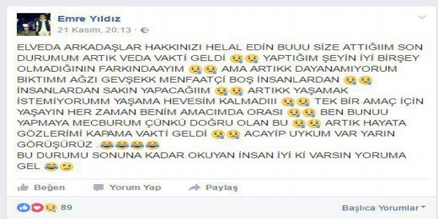Adana'da Bir Genç İntihar Şakası Yaptı Motosiklet Kazasında Öldü!