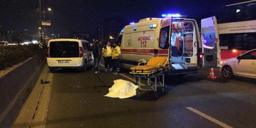 Bayrampaşa'da feci kaza! Anne ile 9 Yaşındaki Kızı Hayatını Kaybetti