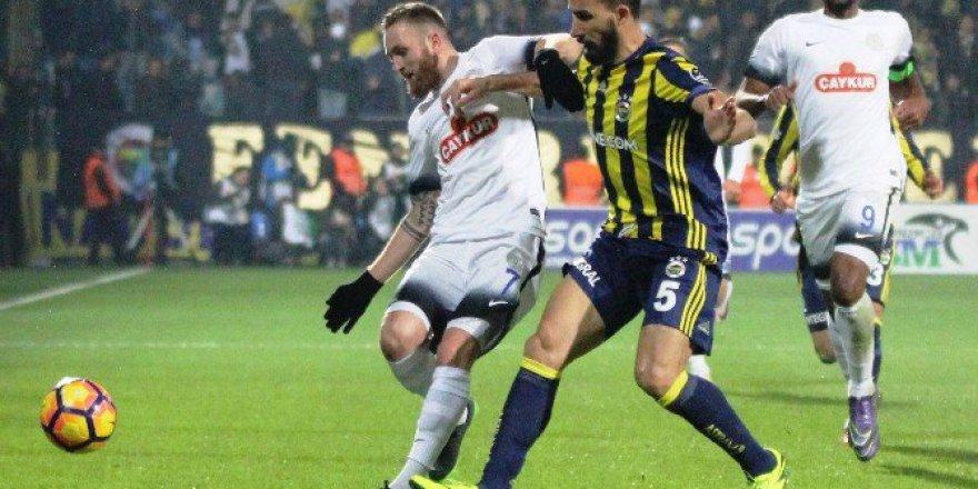 Çaykur Rizespor 1-5 Fenerbahçe