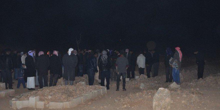 Sondaj Kuyusuna Düşen Küçük Kübra'nın Cenazesi Defnedildi