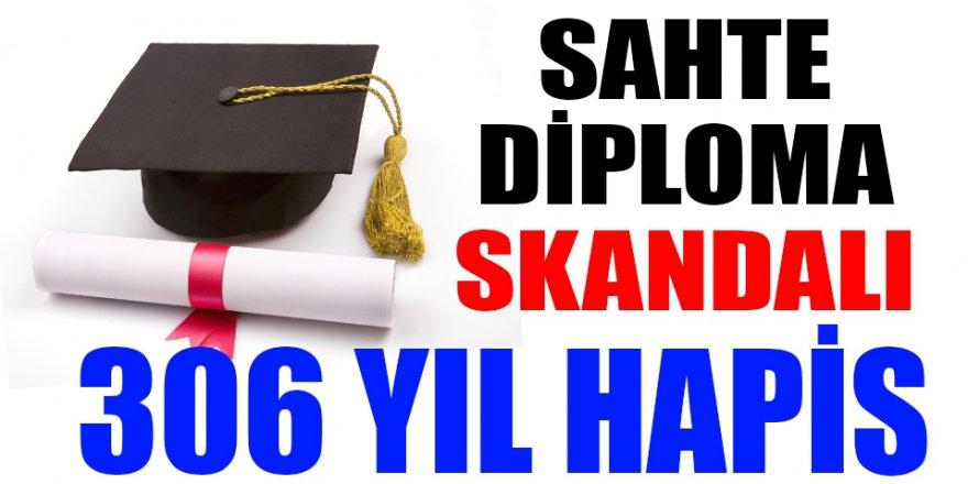 Sahte diploma skandalı!