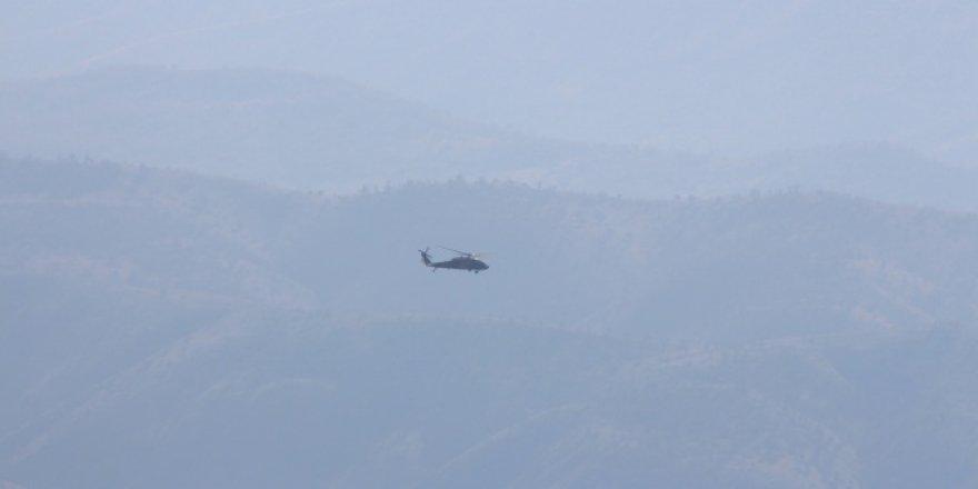 Şırnak Cudi Dağı'nda Büyük Operasyon Başladı