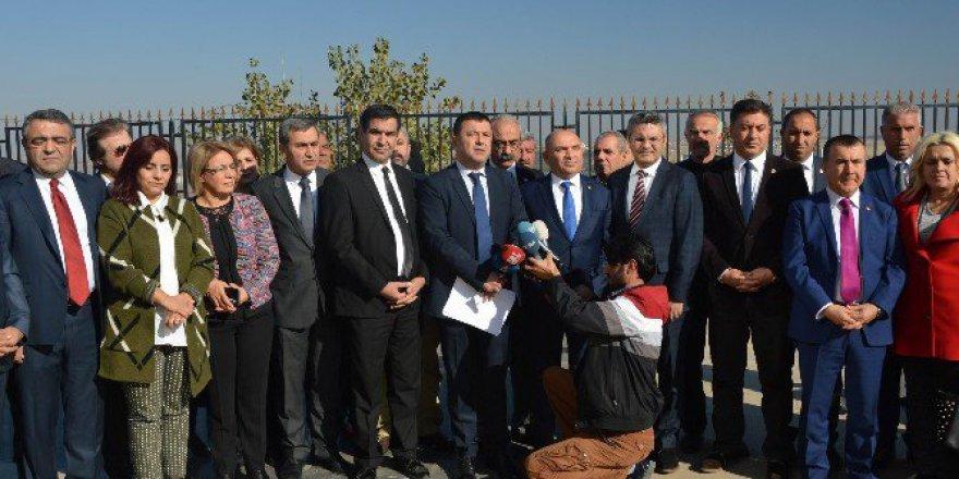 CHP'li Ağbaba Diyarbakır'da