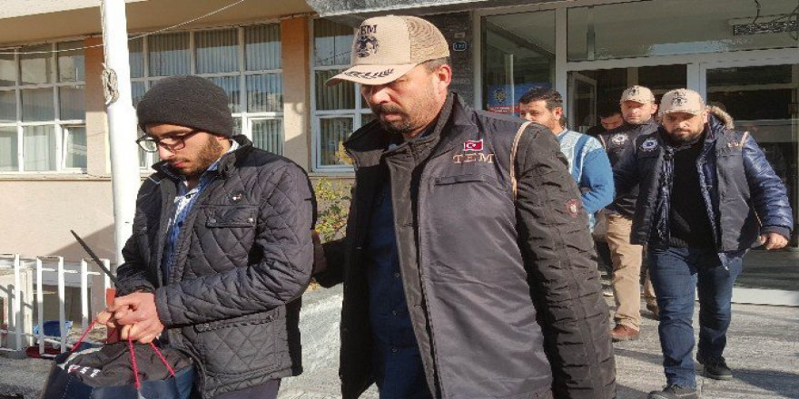 Samsun'da Gözaltına Alınan 4 DEAŞ Şüphelisi Tutuklandı