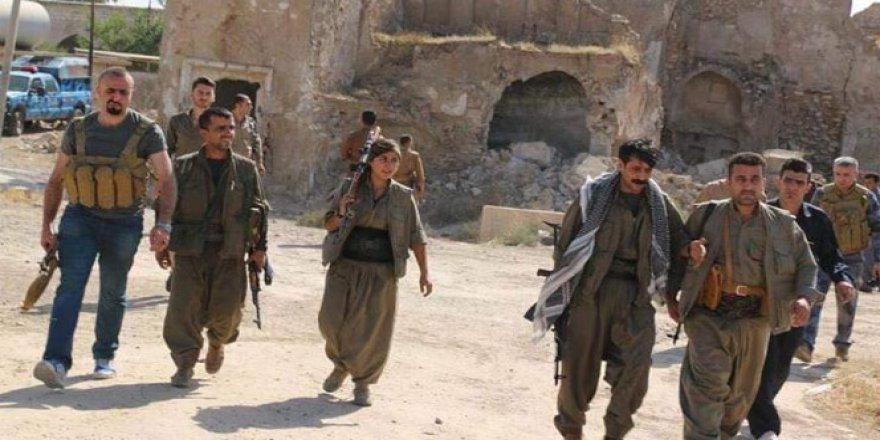"""300 ''YPG/PKK'' Militanı Türkmen Mahallerine Giriyor"""""""