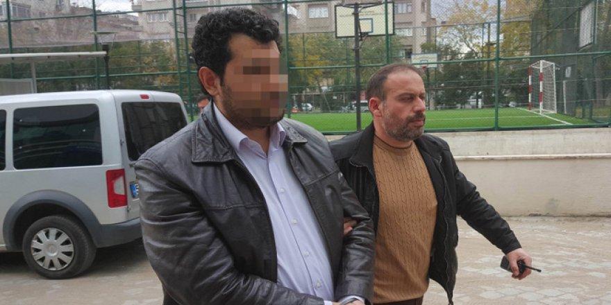 FETÖ'nün Samsun Jandarma İmamı Öğretmen Tutuklandı