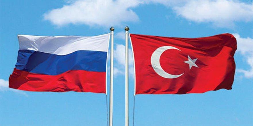 Türkiye ile Rusya 2017-2018 İstişare Eylem Planı imzalandı