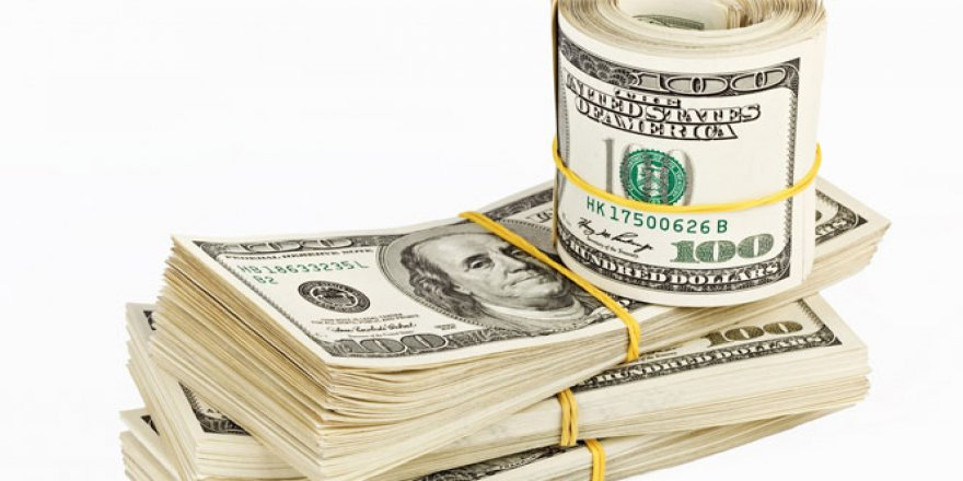 Dolar/TL karşısında 3,50'yi aştı