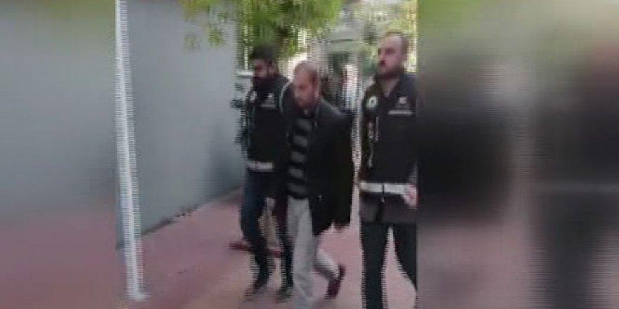 Adil Öksüz'ün yeğeni Zübeyir Öksüz yurt dışına kaçarken İzmir'de yakalandı