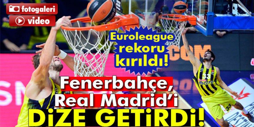 Fenerbahçe 78-77 Real Madrid