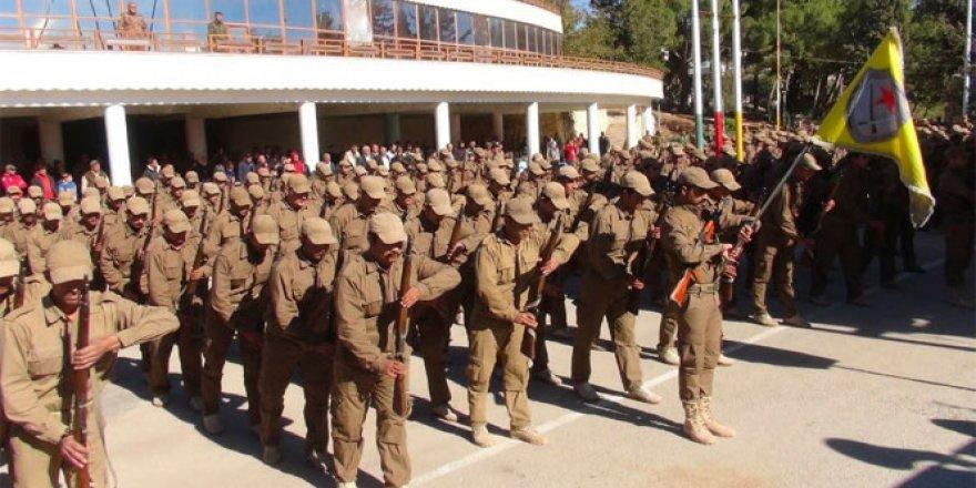 Yavuzaslan'dan Irak'ta PKK'ya Terör Okulu İddiası