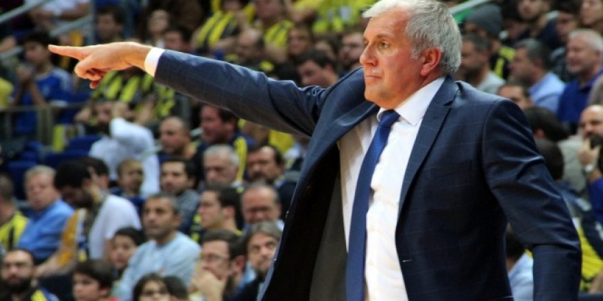 """Zeljko Obradovic: """"Son Saniyelerde Savunmamız İyiydi"""""""