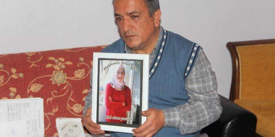 19 Yaşındaki Kızını Kaybeden Babanın Acısı Mahkeme Kararıyla İkiye Katlandı
