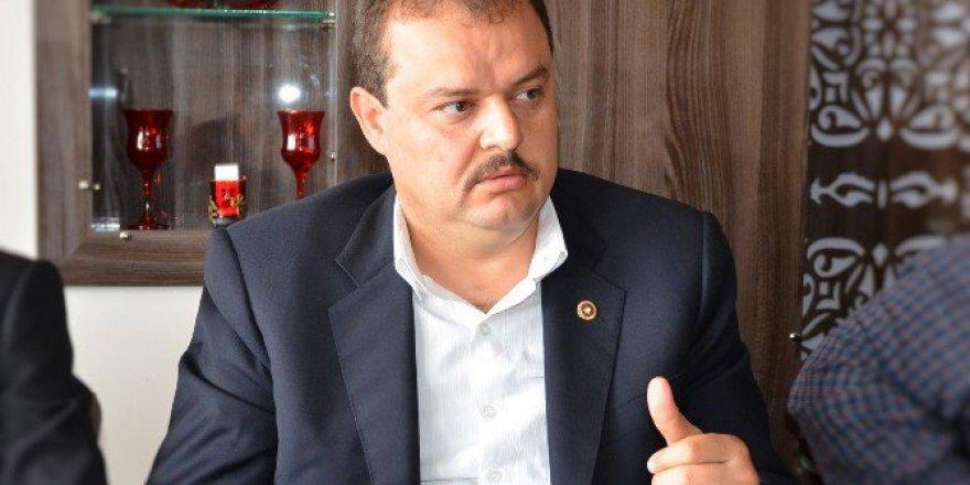 AK Parti Aydın Vekili Öz'den Yasak Aşk Açıklaması: ''Olur, olabilir''