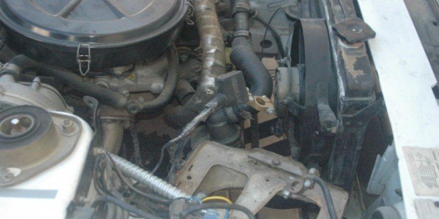 Hırsızlar aynı otomobilin aküsünü 3 kez çaldı!