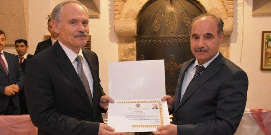 Karabük Vali Yardımcısı Abdullah Acar Emekliye Ayrıldı
