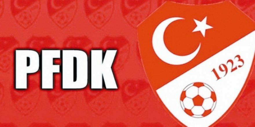 Derbi Sonrası Fenerbahçe, Beşiktaş ve Aziz Yıldırım PFDK'ya Serk Edildi