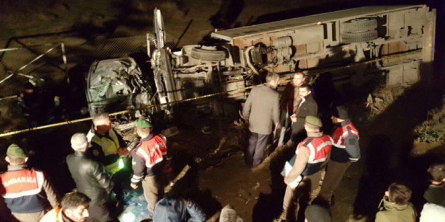 Orhangazi-Bursa Karayolunda Korkunç Kaza: 4 ölü, 1 yaralı