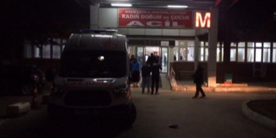 Elazığ'da kadın doğum ve çocuk hastanesinde silahlı saldırı: 1 ölü, 2 yaralı