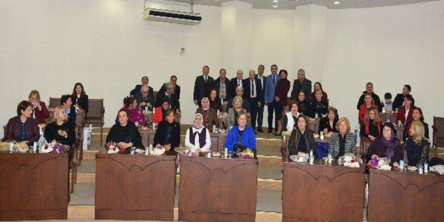 82. Yıldönümünde Türkiye'nin Kadın Muhtarları Nazilli'de Buluştu