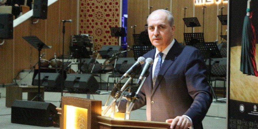 Başbakan Yardımcısı Numan Kurtulmuş Hz. Mevlana'yı Anma Törenlerine Katıldı