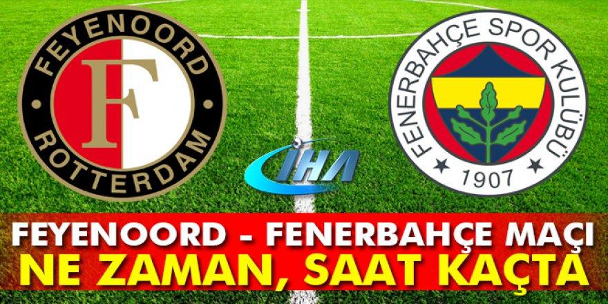 Feyenoord-Fenerbahçe maçı bugün saat kaçta, hangi kanalda, şifreli mi?