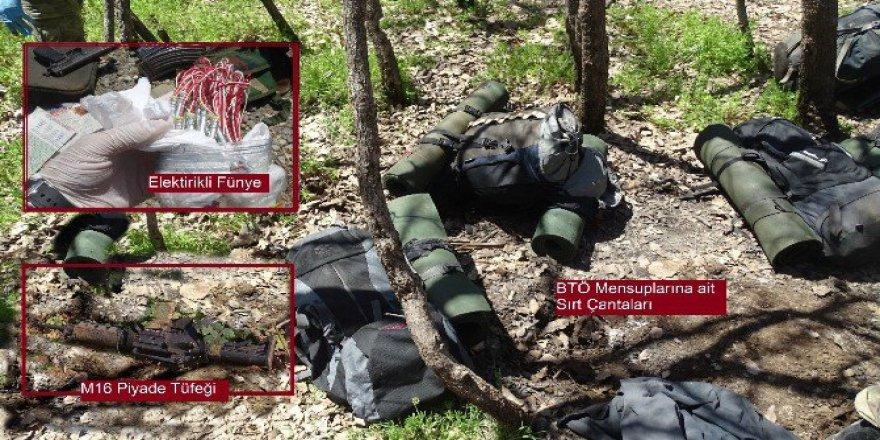 Diyarbakır, Lice Ve Hani Kırsalında 6 PKK'lı Terörist Öldürüldü