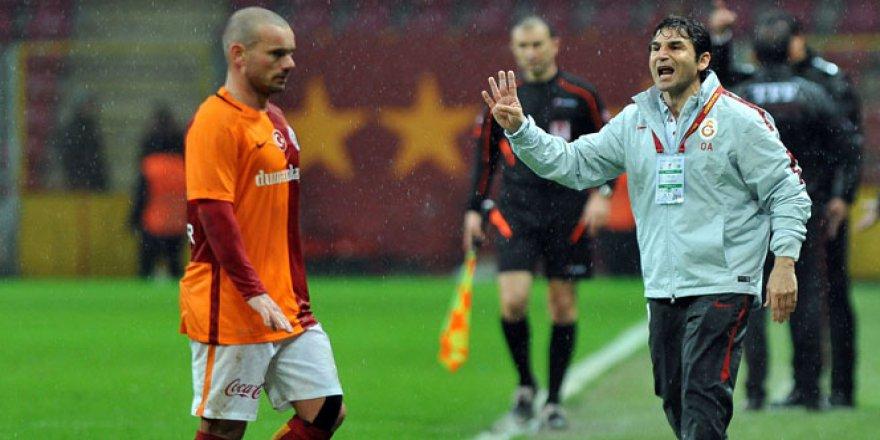 Galatasaray'da Şok Orhan Atik'in görevine son verildi