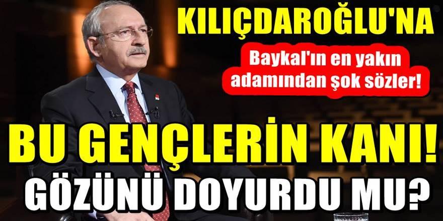 ESKİ CHP'liden Kılıçdaroğlu'na şok sözler!