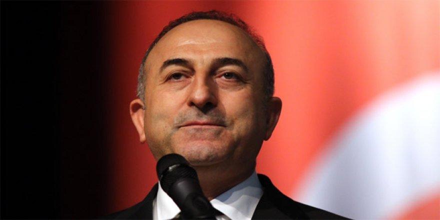 """Bakan Çavuşoğlu: """"Sizin İdeolojiniz Batsın"""""""