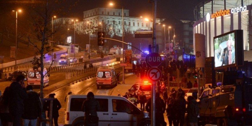 Beşiktaş'taki Hain Saldırıda RDX Ve TNT Kullanılmış