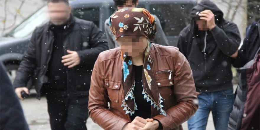 Samsun'da Yasak Aşk Yaşadığı Adamı Bağlayarak, Darp Etti!