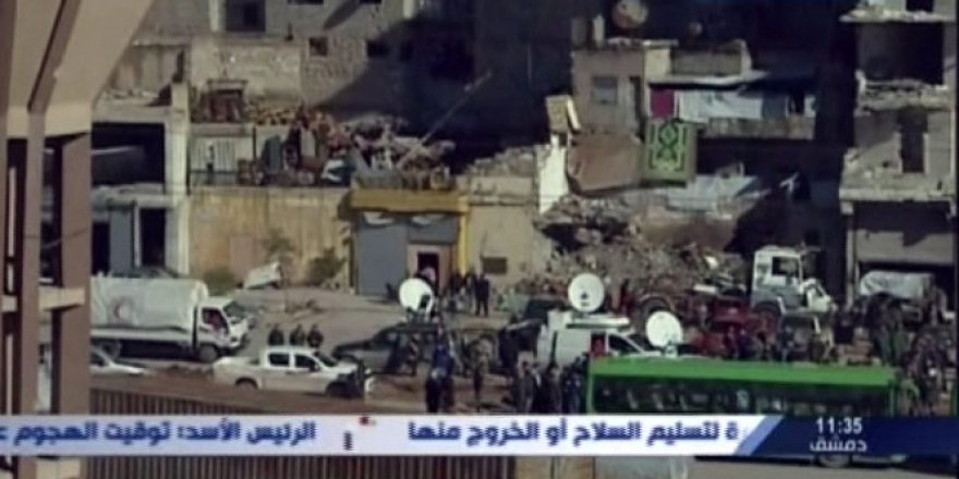 İran Büyükelçiliği'nden Halep Açıklaması