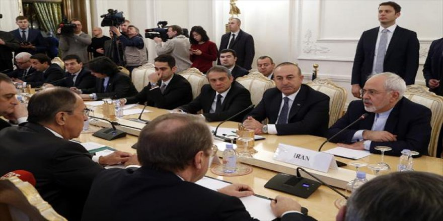 """Rusya'dan """"Astana Görüşmeleri"""" Açıklaması"""