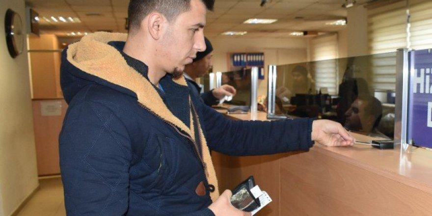 Elektronik Kartlar Vezneden Ödenebilecek