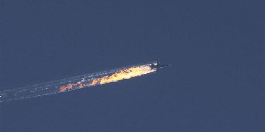 Rusya'dan Düşen Uçakla İlgili Açıklama