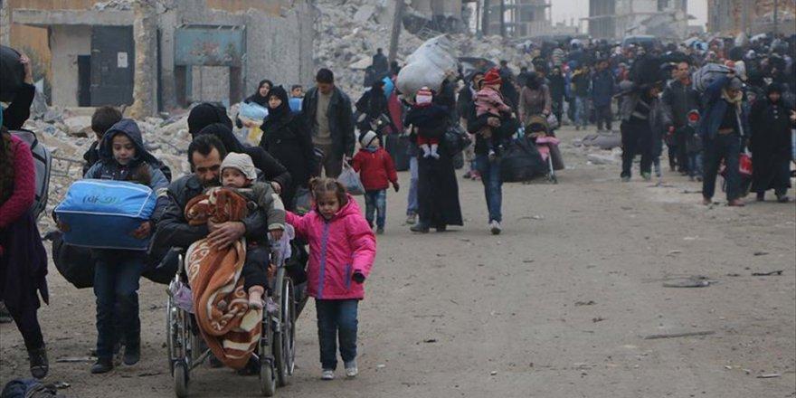 Suriye meselesi 2016'ya damga vurdu