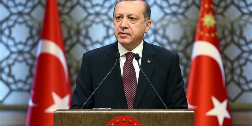 Erdoğan'dan dikkat çeken Kopya Açıklaması!