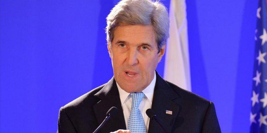 Kerry'den İsrail ve Filistin'e uyarı!