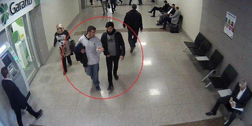 Hırsızlar İstanbul Adalet Sarayı'na dadandılar
