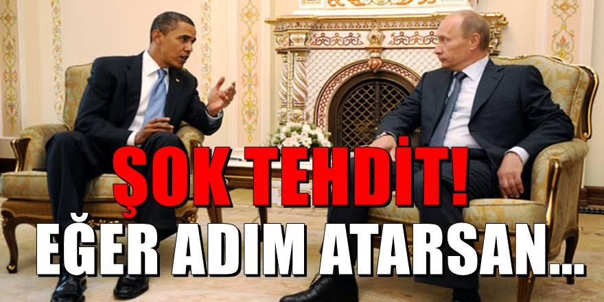 Rusya ve ABD arasındaki gerilim artıyor.